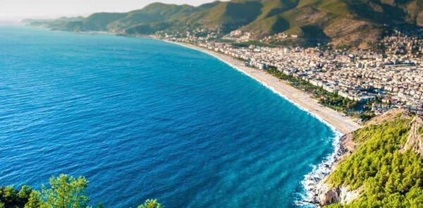 Transfer Antalya Airport to Alanya